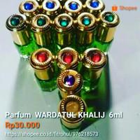Bibit Parfum Wardatul khalij 6ml