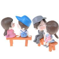 Miniature Couple Korean Lover 3pc/set. dekorasi terrarium mini garden