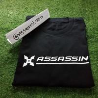 Kaos Tshirt Baju Combed 30S Distro ASSASIN  ML Mobile LEGEND
