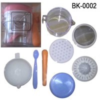 LUSTY BUNNY BABY FOOD MAKER / FOOD PROCESSOR / FOOD JUICER BAYI