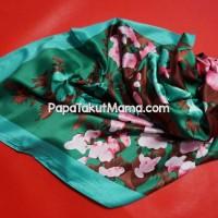 Hijab Square Silk | Jilbab Segiempat Turki| Segiempat motif