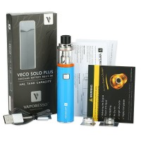 Original Vaporesso VECO PLUS SOLO Starter Kit W/ 4ml Tank & Built-