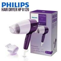 Philips Essential Care HairDryer / Hair Dryer HP8126 HP 8126 Pengering