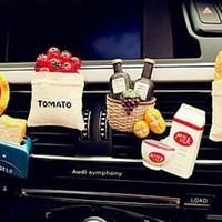 Parfum Pengharum Mobil Karakter Foods