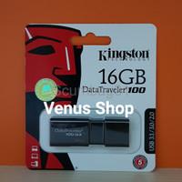 KINGSTON FLASH DISK 16GB USB 3 0 DATATRAVELER DT100G3 DT100 G3