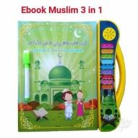 E BOOK MUSLIM PLAYPAD 3 Bahasa