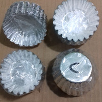 cetakan kue pai pie sus bali(C) 6,5 cm isi 20