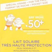 Mustela High Protection Sun Lotion 40ml 3504105026202