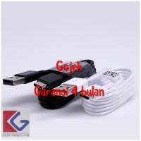 ORIGINAL KABEL DATA USB SAMSUNG TIPE C S8 PLUS NOTE 8 7 FAST CHARGING - Hitam