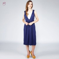 BODYTALK-DRESS TANPA LENGAN KENLY DRESS 71043T6NW)