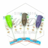 Mini Mixer Pembuih Susu / Kopi - Milk / Coffee Frother / Hand Mixer