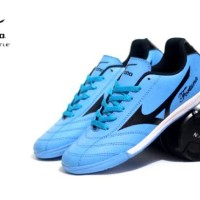 sepatu futsal dewasa mizuno fortuna original premium 4 warna 38-44