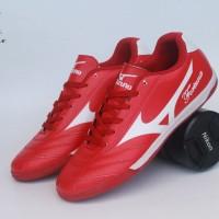 sepatu futsal dewasa mizuno fortuna original premium 5 warna 38-44