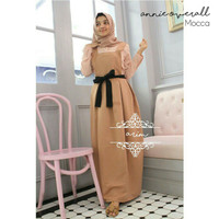 gamis hijaber dress annioveral maxi dress