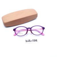 "Frame Kacamata ANAK KIDS 2101"" + Paket Lensa Minus Antiradiasi"
