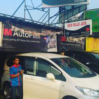 Kaca Film Mobil Sparta Full set Harga Special - HOT DEAL !! - Bahan Saja
