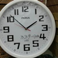 jam Dinding besar piorus 339 Diameter 40cm