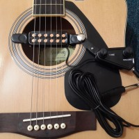 Pickup gitar/spul gitar akustik import