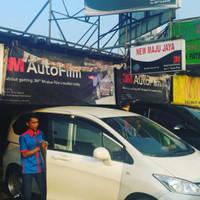 Kaca Film mobil Hitam Riben Full Set Harga Special!! HOT DEAL! - Bahan Saja