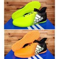 TERMURAH Sepatu Futsal Anak Adidas X Techfit Size: 33-37 Berkualitas