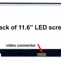 LCD LED 11.6 Slim Laptop Lenovo Ideapad S200 S206 S210 S215 S20-30