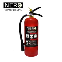 apar NERO 3 KG - tabung pemadam kebakaran murah - alat pemadam api - TANPA skrup