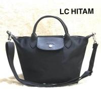 supplier tas wanita branded murah selempang kerja LC NYLON BAG