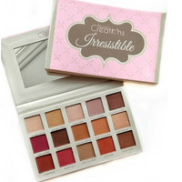 eyeshadow palette beauty creations irresistible