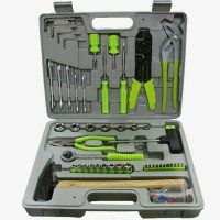 Nankai Tool Kit 100 pcs, Set Kunci Perkakas Lengkap Koper, Toolkit Box