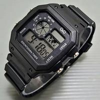 Jam tangan QnQ Q&Q digital murah