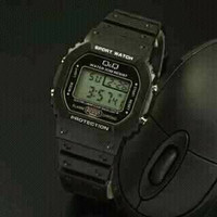 Jam tangan murah QQ QnQ Q&Q Digital