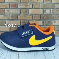 Sepatu Nike Anak Navy Orange NK-17