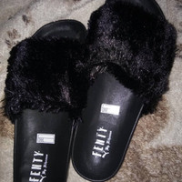 Sandal Fenty Fur