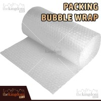 Bubble Wrap Plastik Gelembung 100cm - Pengaman Packing Buble Ukuran 1m
