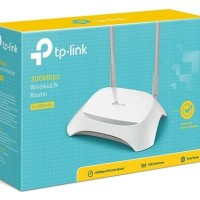 AP ACCESS POINT TPLINK TL-WR840N 300MBPS 300Mbps Wireless N Router