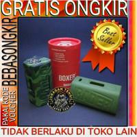 AUTHENTIC HUGO VAPOR RADER BOXER MOD VAPE CAMO - RED - BLACK - YELLOW