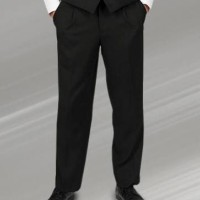 Celana Panjang Formal / Kerja / Kantor Hitam