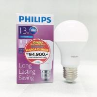 LED PHILIPS Lampu Bohlam LED / LED BULB 13W