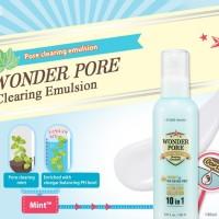 Kosmetik Laris ETUDE HOUSE Wonder Pore Clearing Emulsion 130ml Murah!