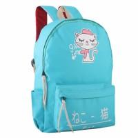 GFCAAG Tas Sekolah Casual Backpack Anak Perempuan/Cewek Remaja, 4 in 1