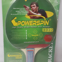 Bat Pingpong Bet Tenis Meja POWER SPIN 3002 - 3 Star