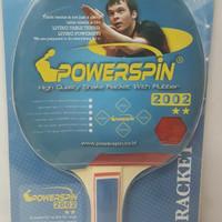 Bat Pingpong Bet Tenis Meja POWER SPIN 2002 - 2 Star