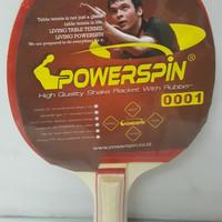 Bat Pingpong Bet Tenis Meja POWER SPIN 0001