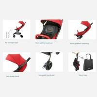 Stroller Aprica Nano Smart / stroller / alat bantu bawa bayi