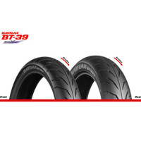 Ban Bridgestone Battlax 110/80-14 BT39 Racing Tubeless Motor