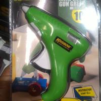 Krisbow Glue Gun Kecil / Alat Lem Tembak 10 Watt