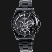 Jam Tangan Pria Alexandre Christie BLACK Original!