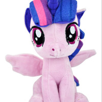 Tempat koin boneka duduk My little Pony Twillight Sparkle