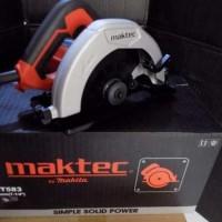 MURAH Mesin potong kayu / circular saw Maktec MT583