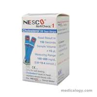 MURAH Strip Kolesterol Nesco / Stik Nesco Cholesterol Murah